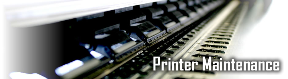 Iceni Office Supplies - Printer Maintenance
